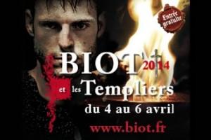Biot et les Templiers