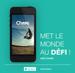 Chaze - Challenge your world !