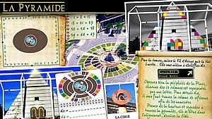 Da Tolosa Code - La Pyramide