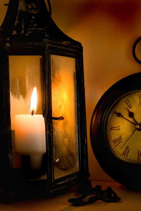 Lanterne - Temps - Horloge