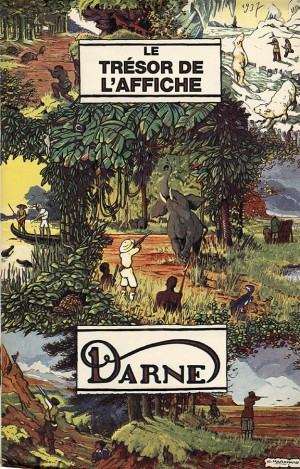 Saint-Etienne : Le trésor de l'affiche Darne