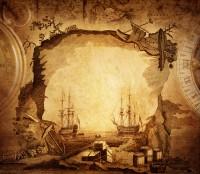 Pirate - Trésor - Carte