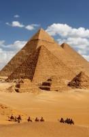 Pyramides - Egypte