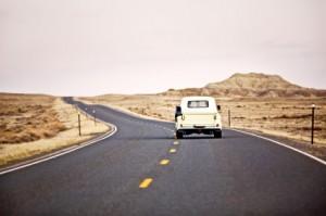Voyage - Route