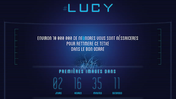 Lucy everywhere
