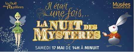 La Nuit des Mystères 2014