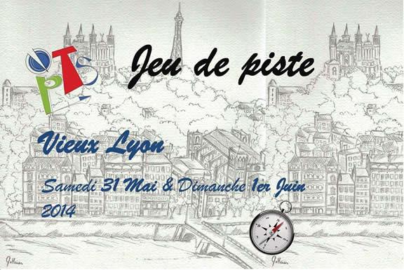 Vieux Lyon : jeu de piste et jeu d'enquête