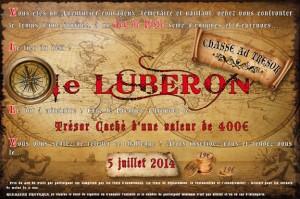 Chasse au trésor du Lubéron
