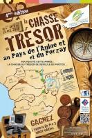 Chasse au trésor au Pays de l'Aulne et du Porzay 2014