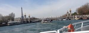 Rallye sur la Seine