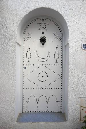 Médina de Tunis - Porte
