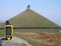 Bruxelles - Geocaching au Musée royal de l'Armée