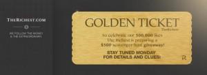 Montréal : Golden Ticket