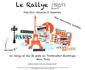 Paris : jeu de piste en trottinette électrique