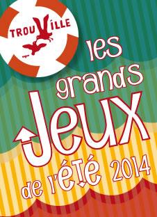 Grands jeux de l'été - Chasse au trésor à Trouville-sur-Mer