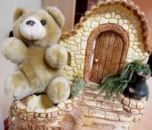 Montaigut - La maison de l'ourson