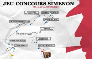 Jeu concours Simenon - Le Livre de Poche