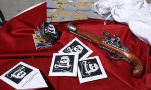 Joueurs de Fêtes - La chasse au trésor du Pirate Morgan