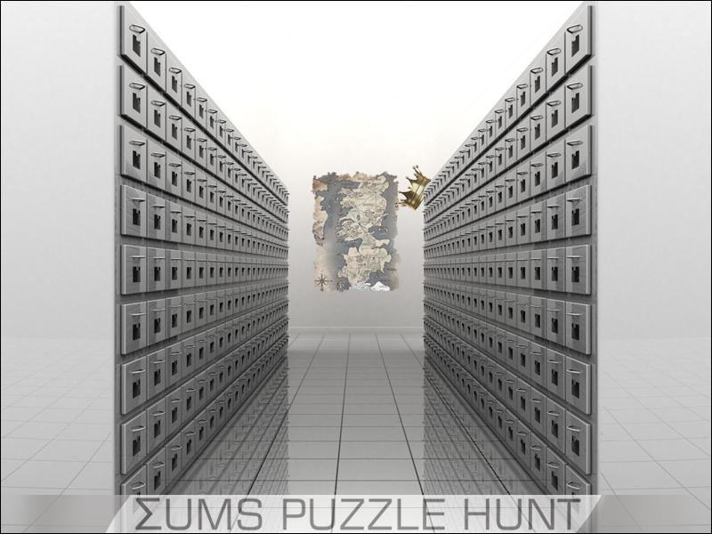 Sums Puzzle Hunt 2014