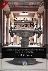 Le Secret de la Vierge Noire - Livret