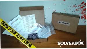 Solve A Box - Jeu d'énigmes
