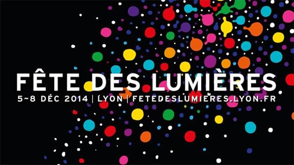 Fête des lumières - Lyon - 2014