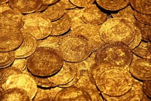 Trésor - Monnaie - Or - Ancienne - Générique