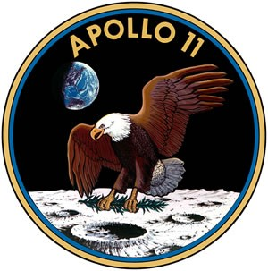 Apollo 11 insigne