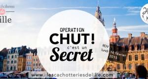 Lille : chut, c'est un secret !