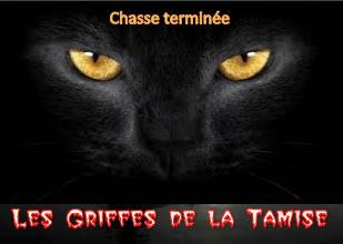 Les Griffes de la Tamise - Chasse au trésor terminée