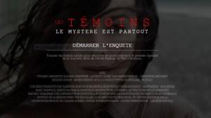 les Témoins - Le mystère est partout