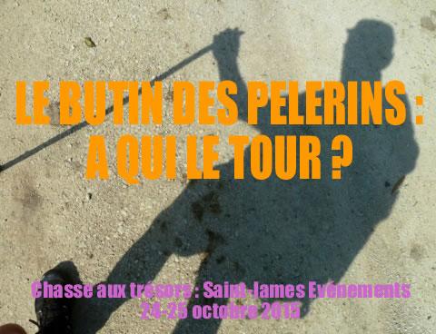 Saint-James : le butin des pèlerins - Chasse aux trésors 2015