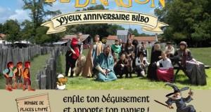 J.R.T.M. Joyeux anniversaire Bilbo : chasse aux oeufs de dragons