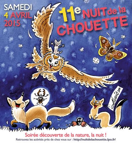 11e Nuit de la Chouette
