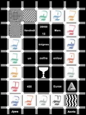 Optical Illusion - Chasse au trésor