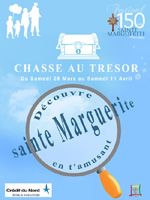 Chasse au Trésor de l'Église Sainte Marguerite du Vésinet