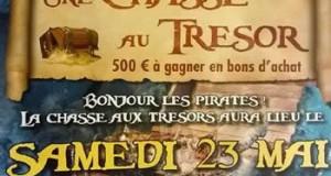 Chasse aux trésors à Châlons-en-Champagne