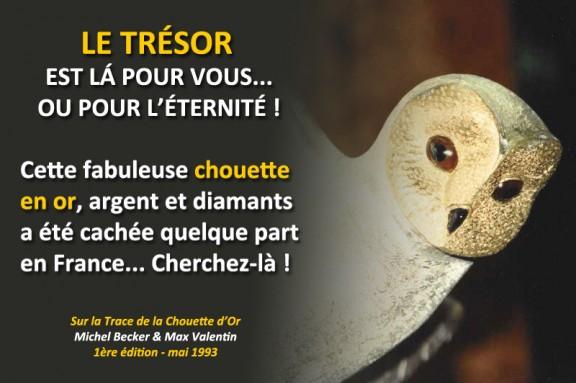 la Ballade du Vagabond Enigme-La-Chouette-d-Or-15-mai1993