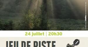 Jeu de piste crépusculaire à Pierrefonds