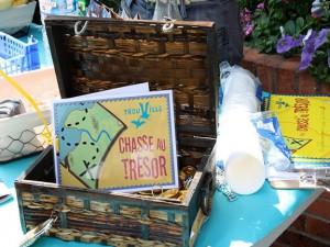 Chasse au trésor à Trouville-sur-Mer