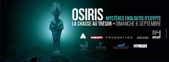 Osiris - Paris - La chasse au trésor