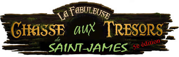 Le butin des pèlerins : à qui le tour ? est la 5e édition de la désormais célèbre Fabuleuse chasse aux trésors de Saint-James