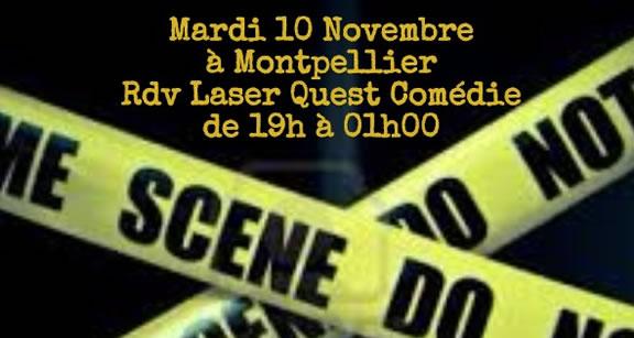 Montpellier : Enquête de Comptoirs