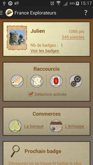 France Explorateurs