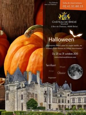 Halloween au Château de Brézé