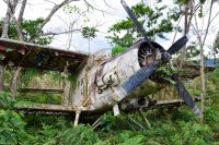 Epave d'avion