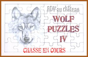 Wolf Puzzles 4 - Chasse au trésor