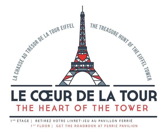 A la recherche du cœur de la Tour Eiffel est une chasse au trésor proposée au premier étage de la Tour, à Paris