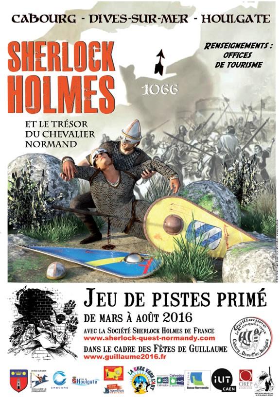 Sherlock Holmes et le trésor du chevalier normand