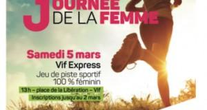 Vif Express - Journée de la femme